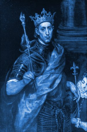 King St. Louis IX of France