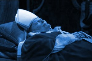 Pope John Paul II's Body Lies in State